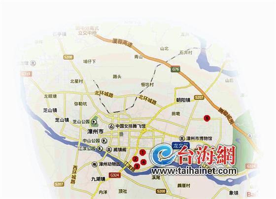 """漳州土拍今年首次""""开闸""""共五幅位于龙文区"""