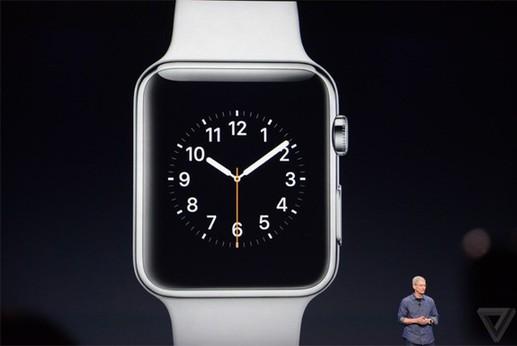 """苹果正式发布智能手表""""apple watch"""""""