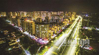 漳州东山岛夜景