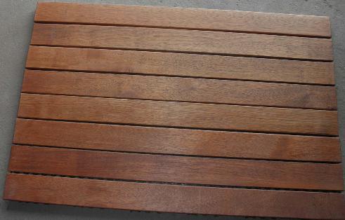 2,巴劳木——天然防腐木
